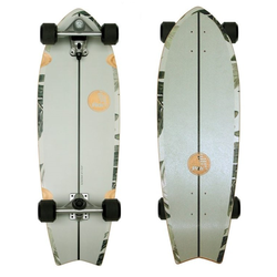 Slide Surfskateboard Fish Pavones 32