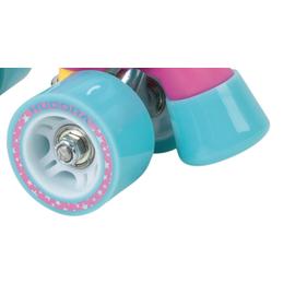 Hudora Skate Wonders blau/pink/weiß, 32-35