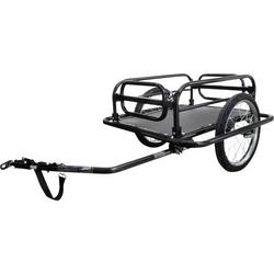 M-Wave Gepäck-Fahrradhänger faltbar