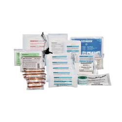 Söhngen Standard-Füllung DIN 13157 für Betriebsverbandkästen, Nachfüllset Verbandkästen, 1 Nachfüllset