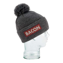 Beanie COAL - The Vice Charcoal (Bacon) (05)