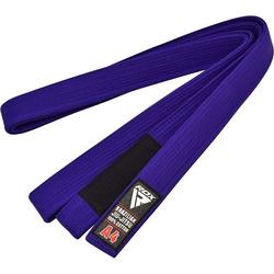 RDX 1U Jiu Jitsu Anzug Blau Gürtel (Größe: A4, Farbe: Blau)