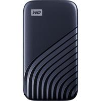 500 GB USB 3.2 blau WDBAGF5000ABL-WESN