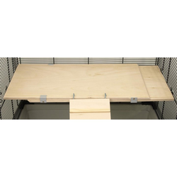 Ausziehbare Holzetage FLEX-ED 45 x 25 x 1,7 cm ausziehbar bis ca. 78 cm