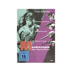 Mordrezepte der Barbouzes DVD