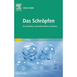 Das Schröpfen: eBook von Johann Abele
