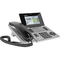 Agfeo ST 56 IP SENSORfon - VoIP-Telefon - Silber