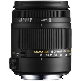 Sigma 18-250mm F3,5-6,3 DC Makro OS HSM Canon EF