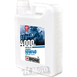 IPONE ATV 4000 RS 10W-40 Motor-/Tandwielolie 4 Liter