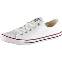 Converse Chuck Taylor All Star Dainty Ox white/ white-red, 38