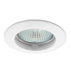 Einbaustrahler - Einbaurahmen VIDI CTC-5514-W, MR16, rund, Weiß