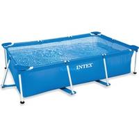Intex Frame Family 220 x 150 x 60 cm ohne Filterpumpe
