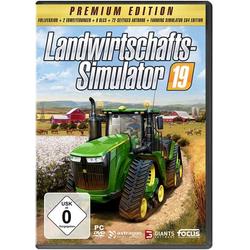 Landwirtschafts Simulator 19: Premium Edition PC USK: 0