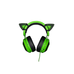 RAZER Kitty Ears Neon Kopfhörer Zubehör Kitty Ears Katzenohren grün