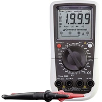 Voltcraft VC251 TRMS Hand-Multimeter digital CAT III 600V Anzeige (Counts): 2000
