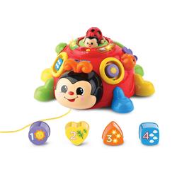 Vtech Lernspielzeug, Fröhlicher Lernkäfer bunt Kinder Lernspiele Lernspielzeug