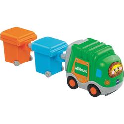 Vtech® Spielzeug-Auto Tut Tut Baby Flitzer - Müllauto & 2 Mülltonnen
