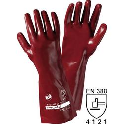 L+D PVC 1482 PVC Arbeitshandschuh Größe (Handschuhe): 10, XL EN 388 CAT II 1 Paar