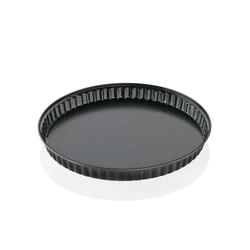 KÜCHENPROFI Tarteform / Quicheform BAKE ONE 20cm mit Hebeboden schwarz