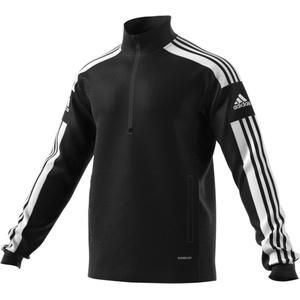 adidas GK9562 SQ21 TR TOP Pullover Mens Black/White 2XL