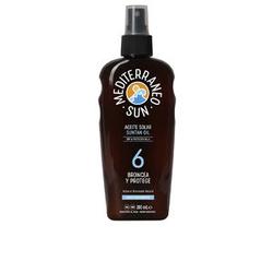 COCONUT suntan oil dark tanning SPF6 200 ml