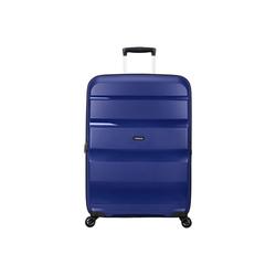 American Tourister® Trolley Bon Air DLX 4-Rollen-Trolley L 75/28 cm erw., 4 Rollen blau