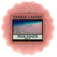 Yankee Candle Pink Sands Tarts Teelichter-Kerzen, Dufttarts, 1 x 1 cm