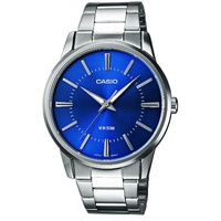 Casio Collection Edelstahl 40 mm MTP-1303PD-2AVEF