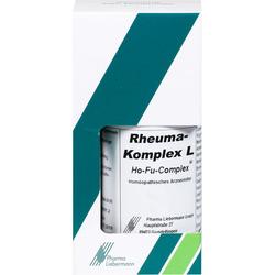 RHEUMA KOMPLEX L Ho-Fu-Complex Tropfen 30 ml