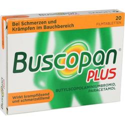 BUSCOPAN PLUS