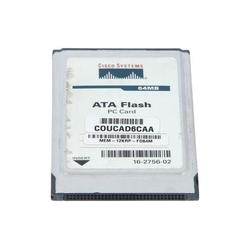 Cisco - MEM-12KRP-FD64M - Cisco 12000 Series 64MB PCMCIA ATA Flash Disk