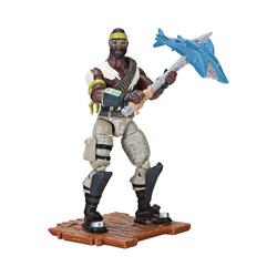 Jazwares Actionfigur FORTNITE - Solo Mode Figur Raptor, 10 cm grau