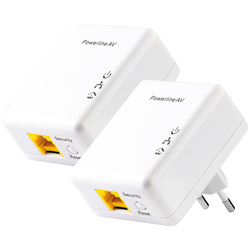500Mbps-Nano-Powerline-Netzwerkadapter (2er-Set)