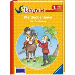 Ravensburger Leserabe Pferdeabenteuer für Erstleser Seitenanzahl: 108 Seiten