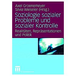 Soziologie sozialer Probleme und sozialer Kontrolle - Buch