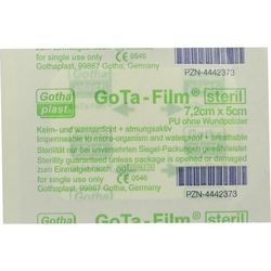 GOTA FILM steril 5x7,2 cm Pflaster 1 St