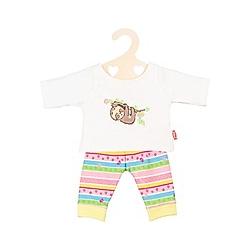 Heless Pyjama ''Faultier Flauschi''  Gr. 35-45 cm