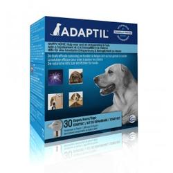 Adaptil Verdamper voor de hond  2 x Complete Set