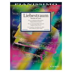 Liebestraum - Die 50 schönsten klassischen Original-Klavierstücke