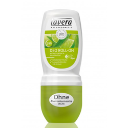 Deo Roll-On Bio-Limone & Bio-Verveine 50 ml