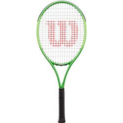 Tennisschläger Blade Feel 26 Tennisschläger Kinder grün  Kinder