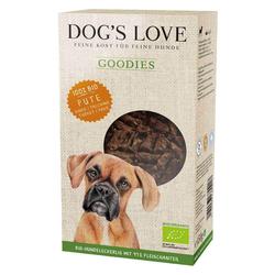 Dog´s Love Hundeleckerlis | Bio Pute Goodies