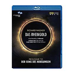 Das Rheingold - DVD  Filme