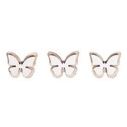 Rayher Holz-Streudeko Schmetterling 10 St.