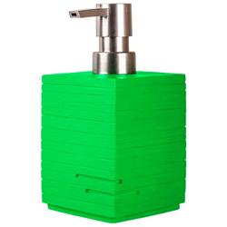 Sanilo Seifenspender Calero, mit stabiler und rostfreien Pumpe grün