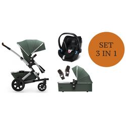 Joolz Geo 2 Kinderwagen Set 3 in 1 inkl. Cybex Aton 5 Babyschale