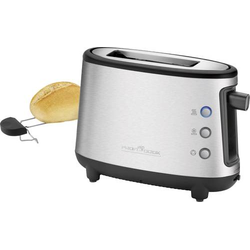 Profi Cook PC-TA 1122 Toaster Toastfunktion Silber/Edelstahl