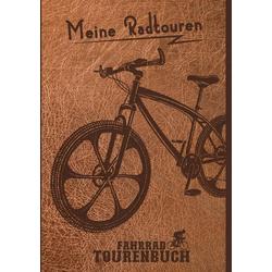 Fahrrad Tourenbuch   Meine Radtouren: Buch von Z. Wolle