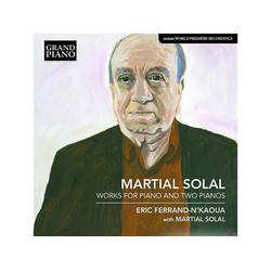 Eric Ferrand N'kaoua - Werke Für Klavier Und 2 Klaviere (CD)