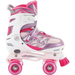 Fila Skates Rollschuhe Rollschuhe Joy G white/pink/violet Größe S (31-34) 35-38